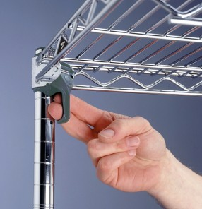 Super Adjustable Super Erecta Shelves