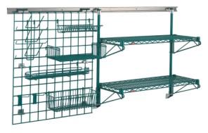 Metro Shelves for Grids