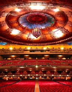 Fabulous fox theatre also metrotix rh