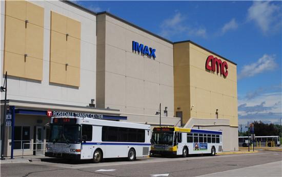 Rosedale Transit Center  Metro Transit