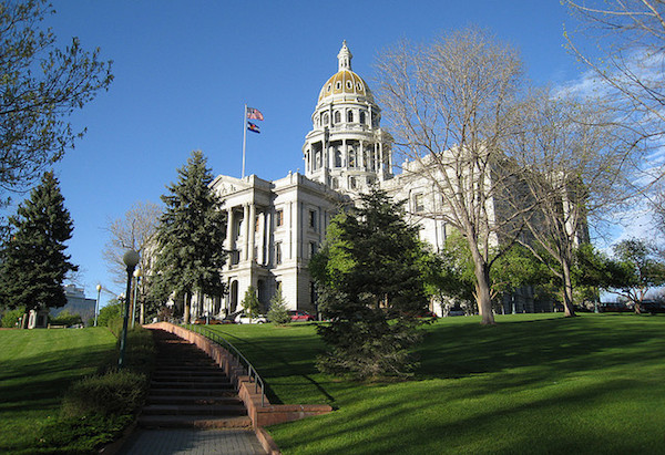 Photo: Colorado State Capitol. Credit: Justin A. Wilcox/flickr.