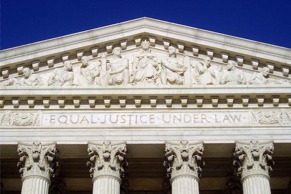 Photo: U.S. Supreme Court. Credit: Wikimedia Commons.