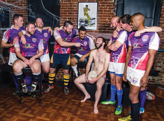 Washington Scandals Rugby
