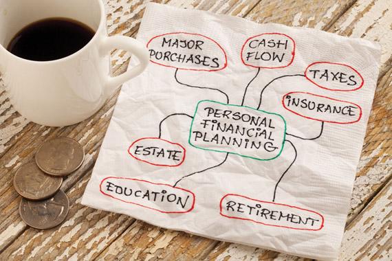 Financial planning Image by Marekuliasz