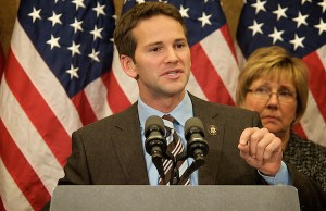 aaron schock, gay news, republican, metro weekly