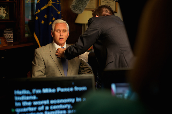 Mike Pence - Credit: House GOP/flickr