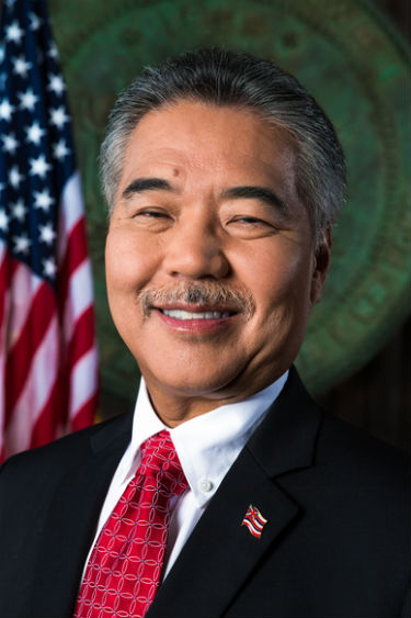 Hawaii Gov. David Ige (Credit: Governor's office)