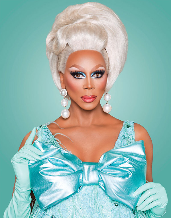 RuPaul - Photo: Courtesy of Logo