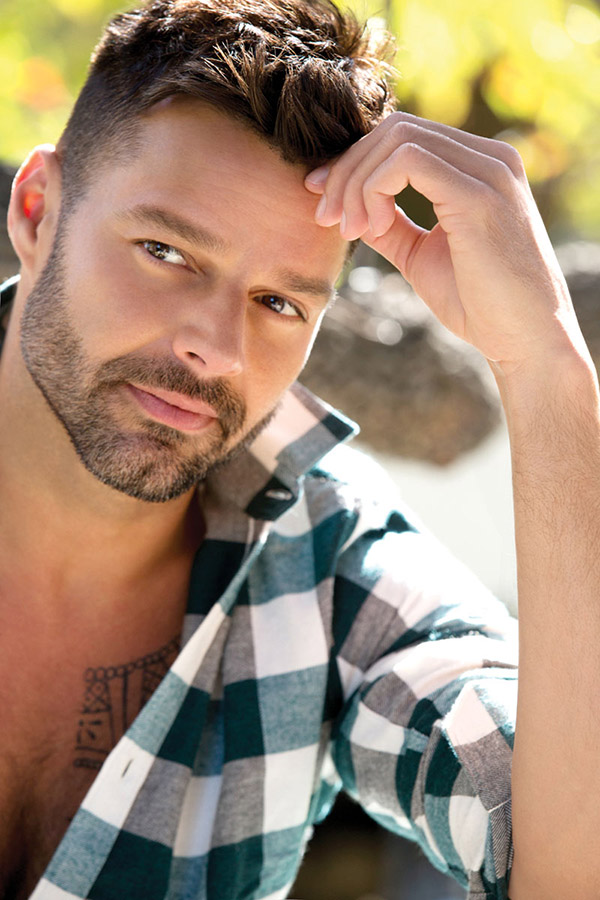 Exclusive Ricky Martin On The Power Of Music Pulse