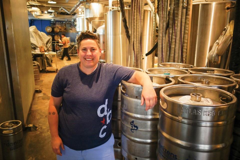 denizens, lesbian, brewery
