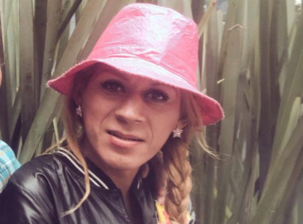 Roxsana Hernandez, transgender, asylum seeker, prison