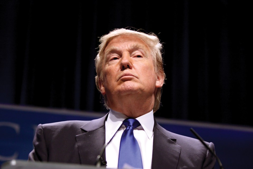 Donald Trump, lgbt, lgbtq, gay news, metro weekly