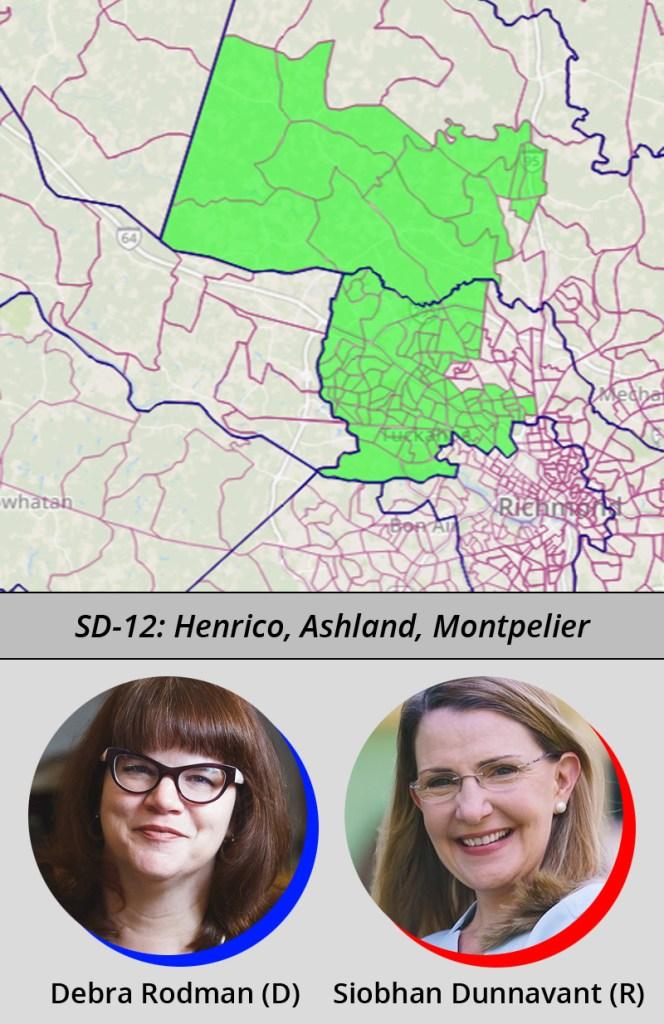 Virginia Senate District 12