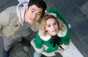 Last Christmas: Henry Golding and Emilia Clarke