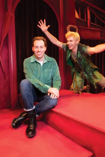 Peter Pan and Wendy: Alan Paul -- Photo: Todd Franson