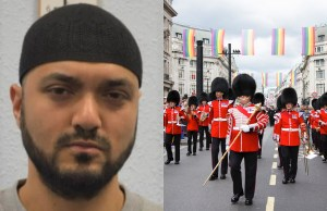 Mohiussunnath Chowdhur, pride in london, gay, lgbtq