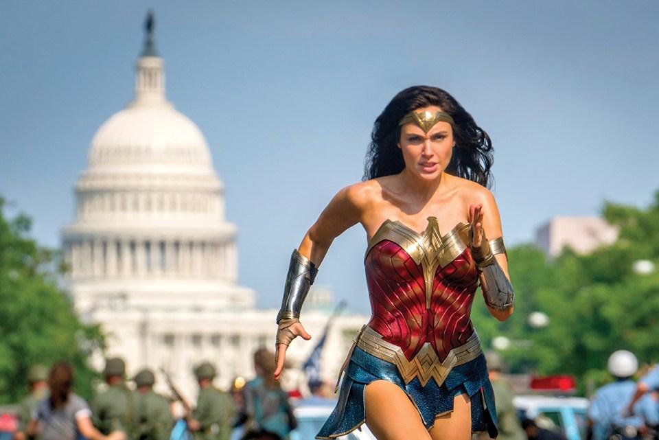 Wonder Woman 1984, film, gal gadot
