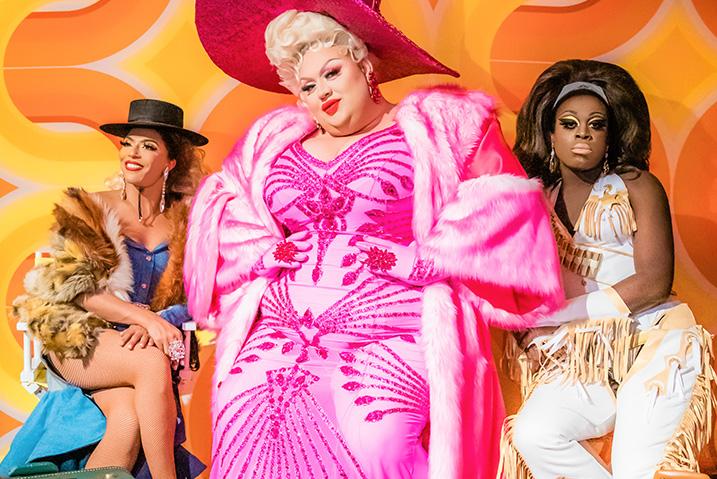 We're Here: Shangela, Eureka, and Bob the Drag Queen