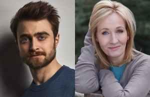 Daniel Radcliffe, J.K. Rowling, harry potter, trans, terf, tweet