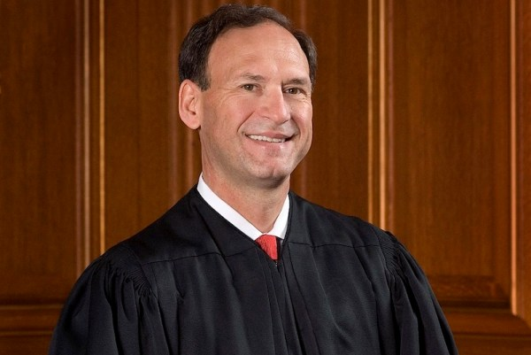 samuel alito, same-sex marriage, gay marriage, supreme court