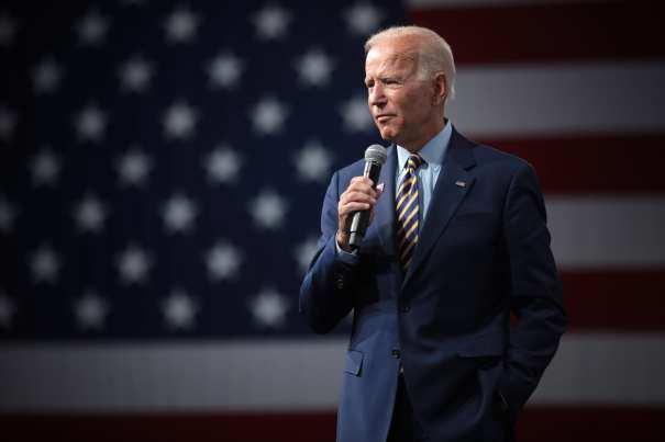 Joe Biden, president, trans