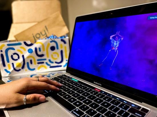 joy, synetic, theater, virtual