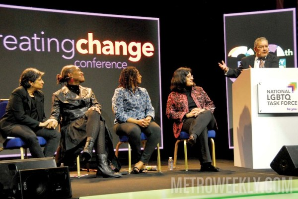 creating change, lgbtq, conference