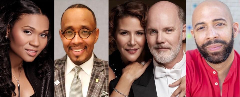 The Washington Chorus: Valentine's On Demand performers