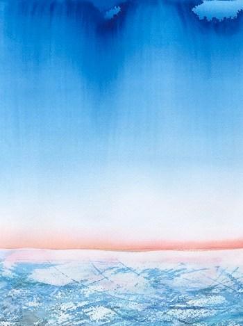 Kat Jamieso: .Hokusai Ice Field