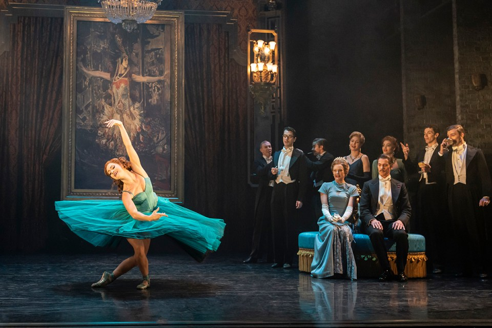 the red shoes, matthew bourne, kennedy center