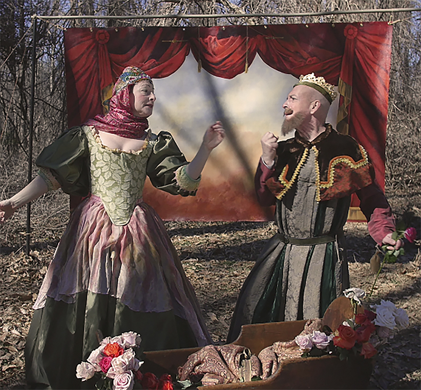 """Happenstance Theater's """"theatri-visual"""" productions offer whimsical escapism"""