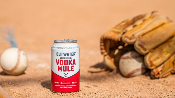 Nationals Canned Cocktails -- Photo: Cutwater Spirits