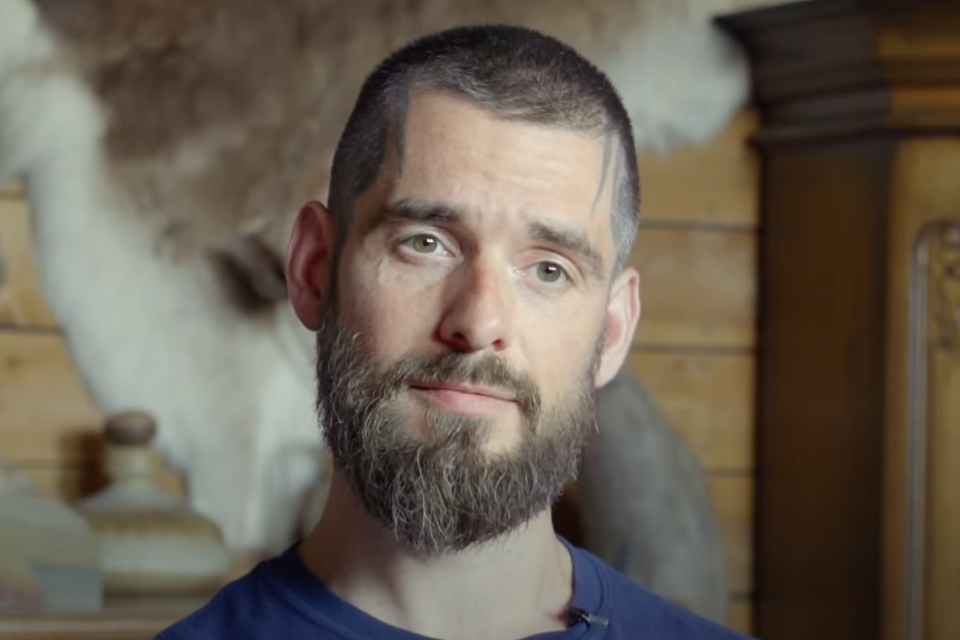 Philipp Tanzer, Logan McCree, gay, adult film