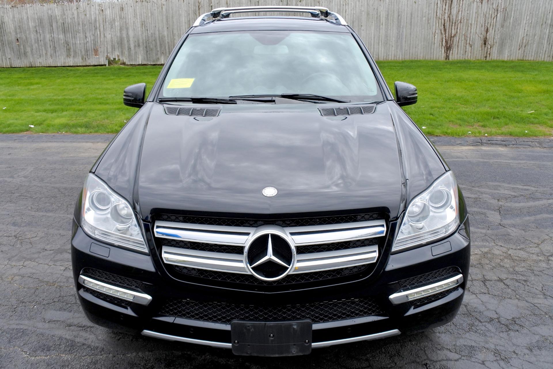 Used 2012 Mercedes Benz Gl Class Gl350 Bluetec 4matic For