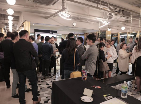 Event Highlights: Metropolitan Workshop – The Golden Boy: Startup Networking Event