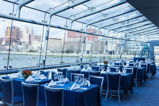 Hornblower Hybrid Metro Yacht Charters Of New York