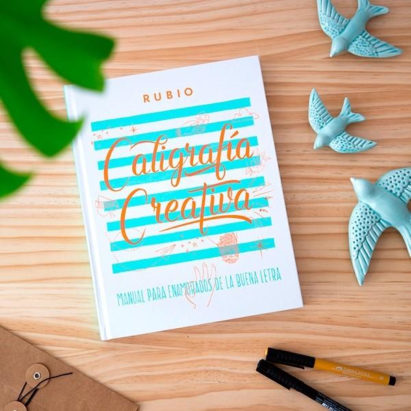 Cuaderno Rubio, Caligrafía creativa