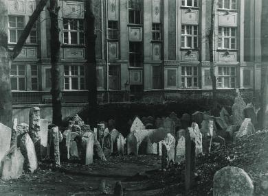 Praag - Joodse begraafplaats_0001