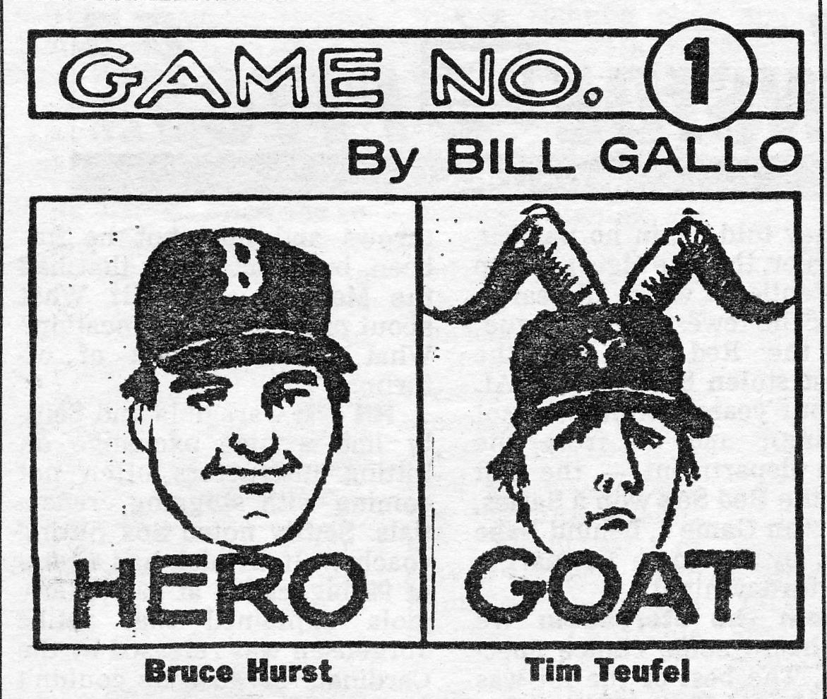 Newspapers Game 1 Hero Amp Goat
