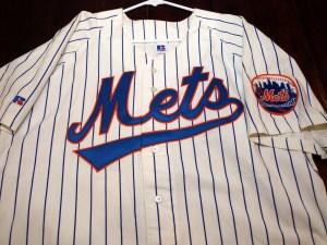 MetsPolice.com Replica home swoosh jersey