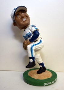 MetsPolice Don Necombe Brooklyn Legends Bobblehead