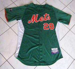 2012 mets st. patrick's day murphy