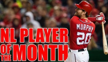 265d9b63791 Sports Illustrated Link  Daniel Murphy could be real deal for Washington  Nationals