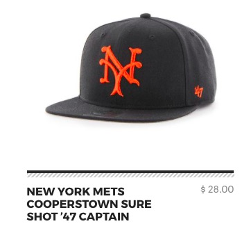 9f50fbe76c6 Which one of us is gonna tell them this is a New York Giants cap ...