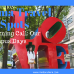 Drama Travel Spots: Good Morning Call: Our Campus Days