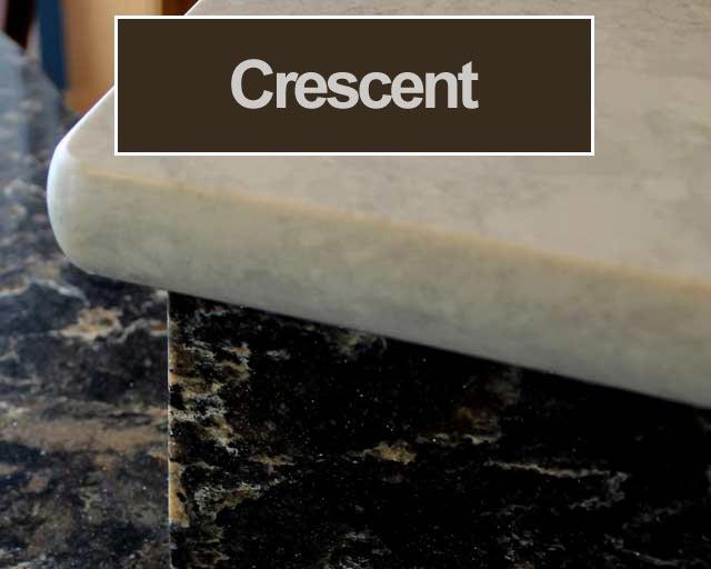 Granite Edge Profiles  Mettes Custom Countertops
