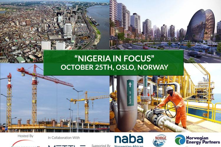 Invest in Nigeria Seminar in Oslo with Mettle Consult