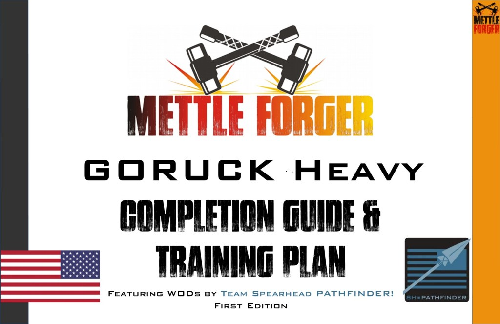 Heavy Training Plan
