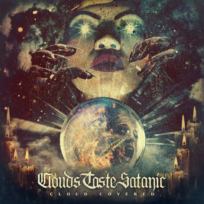 Clouds Taste Satanic Cloud Covered lp cover