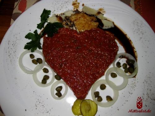 Der Tartar im Blockhus ist eine Herzensangelegenheit